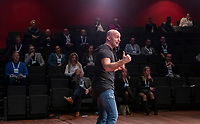 BUSSUM - Standup commedian Jochen Otten    Nationaal Golf Congres & Beurs. COPYRIGHT KOEN SUYK