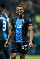 November 26, 2019, Galatasaray, Turkey: Club's Lois Openda reacts during a game between Turkish club Galatasaray and Belgian soccer team Club Brugge, Tuesday 26 November 2019 in Istanbul, Turkey, fifth match in Group A of the UEFA Champions League. (Credit Image: © Bruno Fahy/Belga via ZUMA Press)