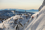 Skier: Josh Anderson<br /> Location: Squaw Valley