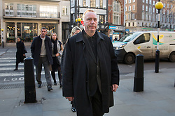 © Licensed to London News Pictures. 17/01/2017. London, UK. Mark Stocker, son of victims Janet and John Stocker, arriving at The Royal Courts of Justice for the second day of an inquest into the death of 30 Brits in the Tunisia terror attack. The attack took place is Sousse, Tunisia, when Seifeddine Rezgui killed 38 tourists on a beach outside Imperial Marhaba hotel. Photo credit : Tom Nicholson/LNP