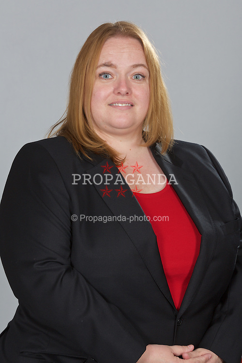 CARDIFF, WALES - Wednesday, June 10, 2015: Finance Executive Sian Gifford. (Pic by David Rawcliffe/Propaganda)