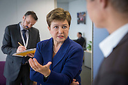 Kristalina Georgieva, European Commissioner for Budget & Human Resources