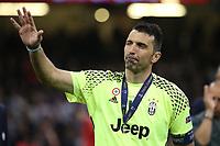 03.06.2017 - Cardiff - Finale di Champions League -  Juventus-Real Madrid nella  foto: Gianluigi Buffon