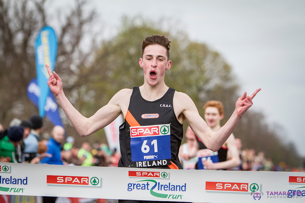 The Spar Great Ireland Run 10k. Phoenix Park. ©Tamara Him