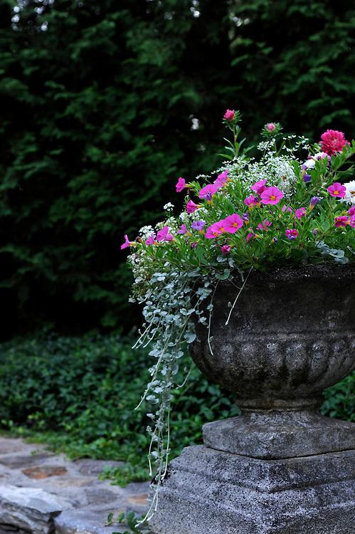 Flower Urn