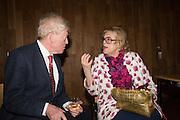 Diamond Wedding party .Westbourne Grove Church, Westbourne Grove, London W11. 5 March 2017