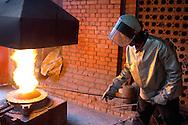 Blacksmith, Kampala, Uganda
