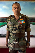 Brigadier Ponwar who set up the jungle warfare training college in central Chhattisgarh. The college was specifically set up to train police to combat Naxalism. Policemen aged anywhere between 18 and 60 attend the six week course where they learn everything from catching snakes for food to shooting whilst riding a horse. In its first three years over 6000 policemen have passed the six week course.