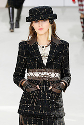 Chanel presentation of Paris Fashion Week, Autumn Winter 2016, Ready to Wear, France on 2015/03/08. EXPA Pictures © 2016, PhotoCredit: EXPA/ Photoshot/ Digital Catwalk<br /> <br /> *****ATTENTION - for AUT, SLO, CRO, SRB, BIH, MAZ, SUI only*****