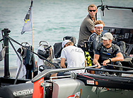 Palma de Mallorca, 02-08-2017<br /> <br /> Pierre Casiraghi at the 36th Copa del Rey Mapfre Sailing Cup, Palma de Mallorca <br /> <br /> <br /> <br /> Royalportraits Europe/Bernard Ruebsamen