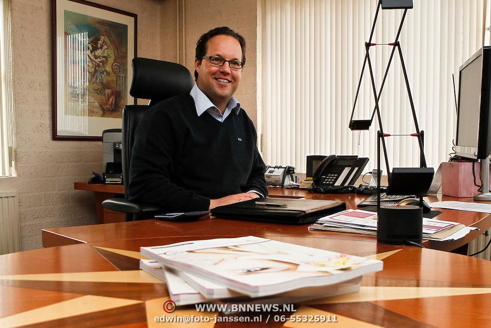 NLD/Geldermalsen/20100224 - Nem Products Gerdina's Hof 25 Geldermalsen, directeur dhr. de Haan