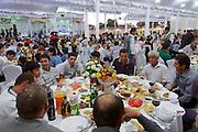 Uzbekistan, Samarqand. Wedding party.