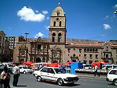 La Paz to Ururo