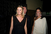 MALIN JEFFERIES; TIM JEFFERIES; ELIZABETH SALTZMAN, British Fashion Awards Ceremony. Supported by Swarovski and organised by British Fashion Council. Lawrence Hall. Greycoat St. London SW1. 25 November 2008 *** Local Caption *** -DO NOT ARCHIVE-© Copyright Photograph by Dafydd Jones. 248 Clapham Rd. London SW9 0PZ. Tel 0207 820 0771. www.dafjones.com.