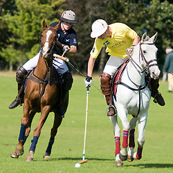 Scotland v Sweden | Princes Trust Polo | 29 August 2009