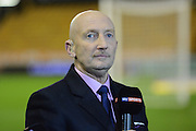 Ian Holloway during the Sky Bet Championship match between Wolverhampton Wanderers and Nottingham Forest at Molineux, Wolverhampton, England on 11 December 2015. Photo by Alan Franklin.