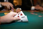 Poker Table  Las Vegas Casino  Las Vegas, Nevada