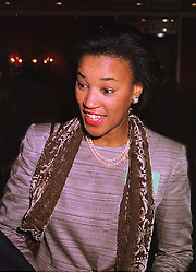 BARONESS SCOTLAND QC. at a luncheon in<br />  London on 12th October 1998.MKR 20