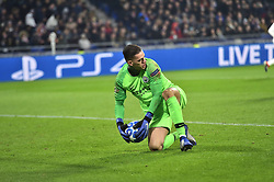 November 27, 2018 - Decines Charpieu - Parc Ol, France - Ederson  (Credit Image: © Panoramic via ZUMA Press)