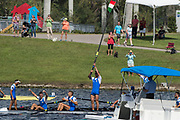 Sarasota. Florida USA.Sunday Final's Day at the  2017 World Rowing Championships, Nathan Benderson Park<br /> <br /> Sunday  01.10.17   <br /> <br /> [Mandatory Credit. Peter SPURRIER/Intersport Images].<br /> <br /> <br /> NIKON CORPORATION -  NIKON D4S  lens  VR 500mm f/4G IF-ED mm. 320 ISO 1/1600/sec. f 8