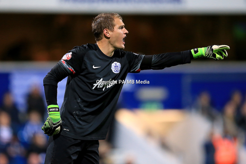 Alex Smithies, Queens Park Rangers goalkeeper