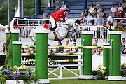 Martin Fuchs - Clooney 51 <br /> FEI European Championships Aachen 2015<br /> © DigiShots