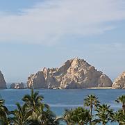 Cabo San Lucas bay. Cabo San Lucas,BCS. Mexico