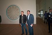 KENNY GOSS, Damien Hirst, Tate Modern: dinner. 2 April 2012.