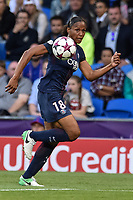 Marie-Laure Delie of  Paris Saint-Germain during the UEFA Women's Champions League Final between Lyon Women and Paris Saint Germain Women at the Cardiff City Stadium, Cardiff, Wales on 1 June 2017. Photo by Giuseppe Maffia.<br /> <br /> <br /> Giuseppe Maffia/UK Sports Pics Ltd/Alterphotos