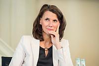 27 JUN 2017, BERLIN/GERMANY:<br /> Rita Schwarzeluehr-Sutter, MdB, SPD, Parl. Staatssekretaerin im Bundesministerium fuer Umwelt, Naturschutz, Bau und Reaktorsicherheit, 25. bbh-Energiekonferenz &quot;Letzte Ausfahrt Dekarbonisierungf Energie- und Mobilit&auml;tswende&quot;, Franz&ouml;sischer Dom<br /> IMAGE: 20170627-01-061<br /> KEYWORDS: Rita Schwarzel&uuml;hr-Sutter