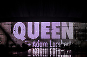Queen + Adam Lambert - Wembley Arena, 15dec17