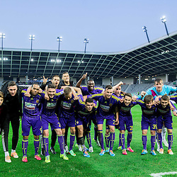 20140402: SLO, Football - Slovenian Cup, semifinals, NK Olimpija Ljubljana vs NK Maribor