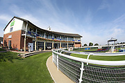 The Weighing Room at Beverley during the Beverley Bullet Day at Beverley Racecourse, Beverley, United Kingdom on 1 September 2018. Picture by Mick Atkins.