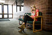 Lifestyle photo shoot for the McKay School of Education, Friday January 23, 2015, Utah Valley University (Nathaniel Ray Edwards, UVU Marketing)