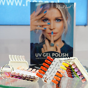 London, UK. 25 February, 2018. Professional Beauty London 2015 showcases future of the industry. Beauty professionals of all types gathered at the Excel London in London to learn about the newest trends in the industry.