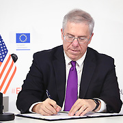 20160615 - Brussels , Belgium - 2016 June 15th - European Development Days - USAID Signature - Eric Postel, Associate Administrator, United States Agency for International Development  © European Union