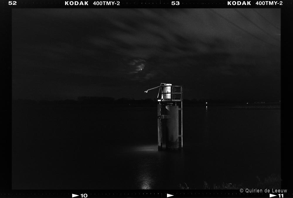 Waterpeil meter Europoort