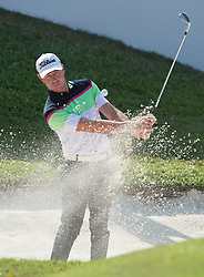 December 10, 2016 - Hong Kong, Hong Kong SAR, China - Brett Rumford of Australia in action on the 16th green during the 3rd round of play.Day 3 of the Hong Kong Open Golf at the Hong Kong Golf Club Fanling..© Jayne Russell. (Credit Image: © Jayne Russell via ZUMA Wire)