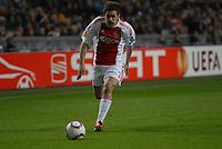 Football - Europa League Round of 16 - Ajax v Spartak Moscow <br />Miralem Sulejmani - Ajax.