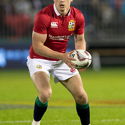 Owen Farrell, Toll Stadium, Whangarei game 1 of the British and Irish Lions 2017 Tour of New Zealand,The match between Provincial Union Team and British and Irish Lions,Saturday 3rd June 2017   <br /> <br /> (Photo by Kevin Booth Steve Haag Sports)<br /> <br /> Images for social media must have consent from Steve Haag