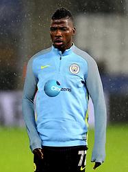 Kelechi Iheanacho of Manchester City - Mandatory by-line: Robbie Stephenson/JMP - 10/12/2016 - FOOTBALL - King Power Stadium - Leicester, England - Leicester City v Manchester City - Premier League