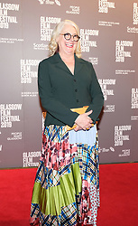 Glasgow Film Festival 2019<br /> <br /> The UK Premiere of Tell It to the Bees<br /> <br /> Pictured: Annabel Jankel<br /> <br /> (c) Aimee Todd | Edinburgh Elite media