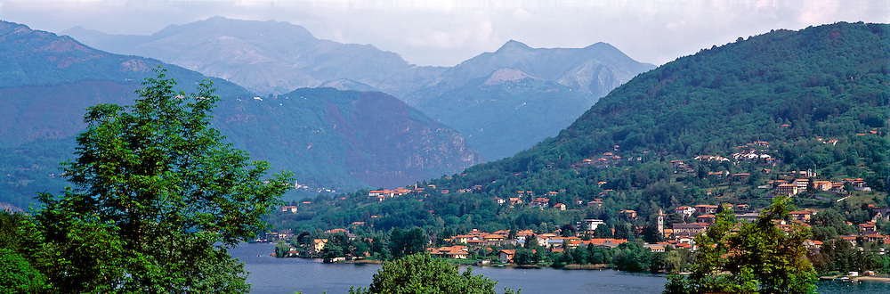Lago d'Orta is one of Italy's least visited lakes. ©Ric Ergenbright