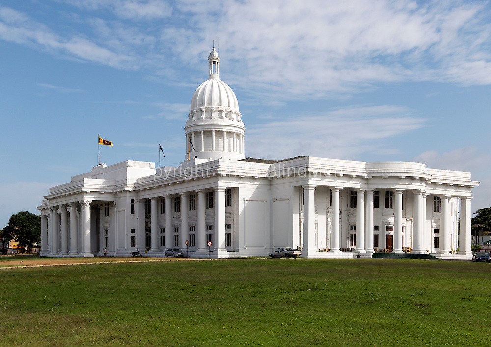 The Town Hall, Colombo.