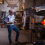 Tesuque Glassworks, Tesuque, New Mexico