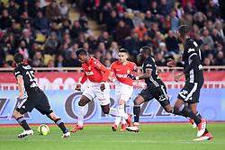 February 4, 2018 - Monaco, France - 14 KEITA BALDE (mon) - BUT (Credit Image: © Panoramic via ZUMA Press)
