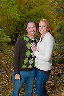 10/14/12 9:24:20 AM - Newtown, PA.. -- Amanda & Elliot October 14, 2012 in Newtown, Pennsylvania. -- (Photo by William Thomas Cain/Cain Images)