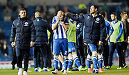 Brighton & Hove Albion v Sheffield Wednesday 16/05/2016