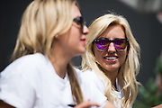 April 22-24, 2016: NHRA 4 Wide Nationals: Courtney Force, Funny Car, Chevy and Brittany Force, Top Fuel