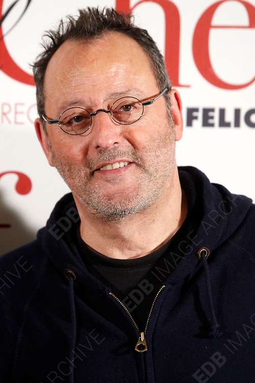 26.NOVEMBER.2012. MADRID<br /> <br /> JEAN RENO ATTENDS THE COMME UN CHEF PHOTOCALL HELD AT THE INTERCONTINENTAL HOTEL IN MADRID.<br /> <br /> BYLINE: EDBIMAGEARCHIVE.CO.UK<br /> <br /> *THIS IMAGE IS STRICTLY FOR UK NEWSPAPERS AND MAGAZINES ONLY*<br /> *FOR WORLD WIDE SALES AND WEB USE PLEASE CONTACT EDBIMAGEARCHIVE - 0208 954 5968*